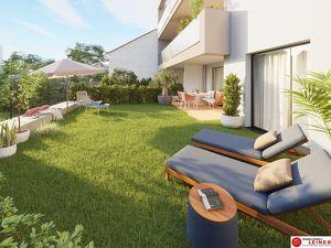 Schaffen Sie sich Lebensfreude - Provisionsfreie Gartenwohnung mit 60,69,m² Wohnfläche & 57,85m² sonnigerGarten - 1110 Wien