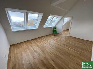 Moderne Erstbezugswohnungen im Dachgeschoss! Hochwertige Ausstattung!