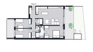 Kompromisslos Wohnen | 4-Zimmer Gartenwohnung inmitten der Natur 15 Minuten von Wien entfernt. Neubau | Erstbezug | Achau