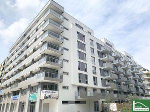 Top Neubau-Erstbezugswohnung mit 2 Zimmern zum unschlagbaren Preis - WOHNEN AM DONAUKANAL
