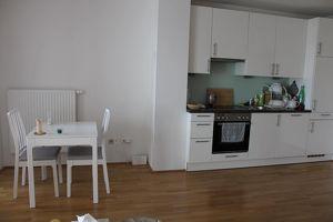 Wunderschöne helle Wohnung gelangt zur Nachmiete