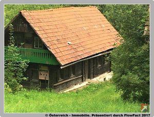 Graz 35 Min: Einsamer Hof - 6,6 ha - sofortige Übernahme - 1788
