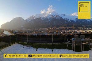 Herrliche Dachgeschoss-Wohnung mit traumhafter Aussicht in Innsbruck