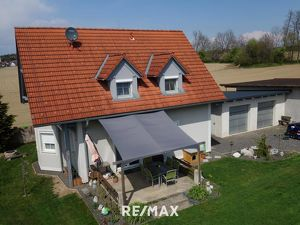 Einfamilienhaus mit Doppelgarage in ländlicher Lage in Neudorf nähe Leibnitz