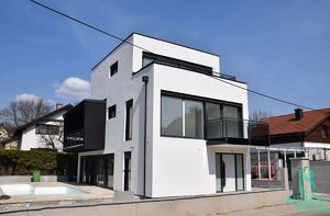 Extravagante Villa in Grünlage beim Lainzer Tor! (in Bau)