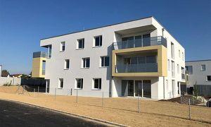 Weistrach. Geförderte 3 Zimmer Wohnung | Balkon | Miete mit Kaufrecht.