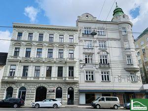 !! GESCHÄFTSLOKAL mit Schaufenster direkt an der Nußdorfer Straße !! SANIERUNG in ABSPRACHE mit VERMIETER !!