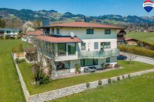 WOHLFÜHLOASE - Viel Wohnraum für die große Familie im sonnigen Mehrfamilienhaus in Ebbs!