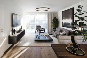 ZUR SCHÖNEN AGNES: 108 m² Townhouse mit Garten, bis Ende Juni PROVISIONSFREI