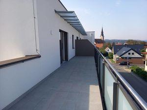 8200 Gleisdorf H2 T12: Exklusive 2-Zi. Penthouse-Wohnung mit  ca. 53,08m² Wfl. und ca. 24m² Balkon!