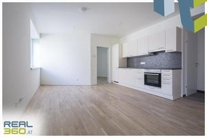 Tolle 3-Zimmer-Wohnung mit möblierter Küche und tollen Grundriss!