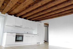 2 Zimmer im Dachgeschoß mit historischem Charme