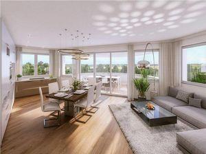 ERSTBEZUG Exklusive 2-Zimmerwohnung mit eigenem Garten