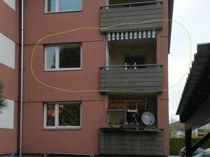 Lichtdurchflutete Wohnung in Zentrumsnähe