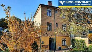 Einfamilienhaus in TOP-Lage, Parknähe mit Grünblick