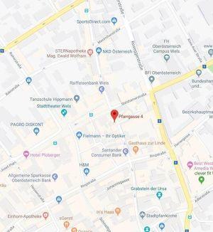 Geschäfts- oder Bürofläche in zentraler Innenstadtlage