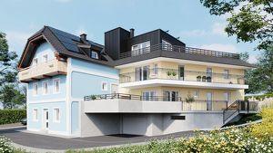 Neubau-Eigentumswohnung nähe Skigebiet