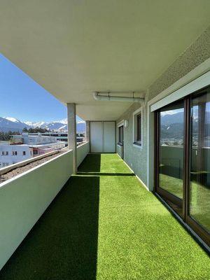Traumhafter Ausblick!!! 2-Zimmer-Wohnung mit Terrasse und Tiefgaragenabstellplatz in Kranebitten zu vermieten