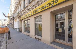 Geschäftslokal/Praxis in top Lage (Schönbrunner Straße) nahe U4 Pilgramgasse!