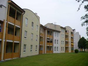 Große Wohnung in familienfreundlichem Wohnobjekt
