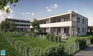 WOHNPARK Wels - 24 neue Mietwohnungen in Wels/Lichtenegg - Top H 0.2