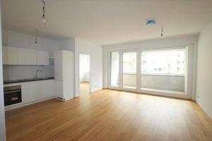 ERSTBEZUG - Traumhafte 2 Zimmer Wohnung mit Balkon in bester Lage