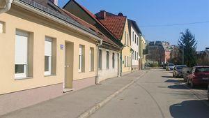 Stadtzentrum mit Garten  nähe Bahnhof
