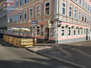 Café Haus mit Großen Schanigarten - Unbefristete Mietvertrag