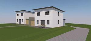 Neubau: Großzügige Doppelhaushälfte (94m²) in zentraler Lage in Fürstenfeld! Provisionsfrei