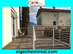 Edle Wohnung auf 2 Etagen mit Terrasse und Garten in Lind