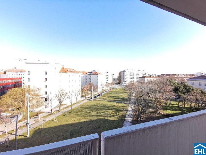 Top 3 Zimmerwohnung nahe dem WU Campus und Wiener Prater