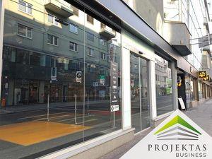 Modernes ca. 360 m² Geschäft mit großer Schaufensterfront - Nähe Mozartkreuzung / Landstraße
