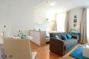 Schöne 1-Zimmer Wohnung vollmöbliert nähe Yppenplatz (zentrale Lage)