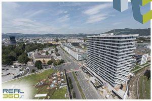 LENAUTERRASSEN - ERSTBEZUG | Sonne genießen am Balkon - perfekte 3-Zimmer-Wohnung in den Lenauterrassen!! (GRATIS UMZUGSMONAT)