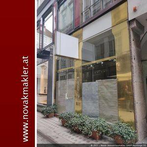 Attraktive Geschäftsfläche in 1010 Wien, Kärntner Durchgang zu mieten