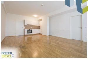 Optimale 2-Zimmerwohnung mit Loggia und möblierter Küche im Linzer-Zentrum ab sofort!