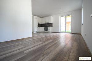 Schlüsselfertige 3 Zimmer Gartenwohnung inkl. EWE Küche & Stellplatz direkt in Michelhausen