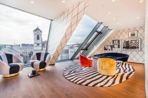 Luxus Penthouse Residence nähe des Wiener Rathauses