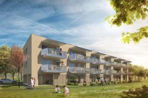 PROVISIONSFREI - Fürstenfeld - ÖWG Wohnbau - geförderte Miete - 2 Zimmer