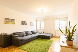 Nußdorfer Straße - 3 Zimmer mit Wohnküche zu vermieten
