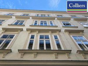 Erstbezug: perfekte 3-Zimmer Altbau mit Terrasse im Freihausviertel