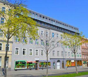 Anlegerhit 69m² Altbau befristet vermietet am Lerchenfelder Gürtel