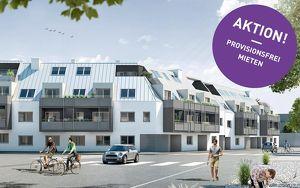 Provisionsfreies Gewerbe plus 6 Monate mietfrei mit Terrasse und Loggia - Ideal für Büro/Vereine - Garagenparkplätze vorhanden