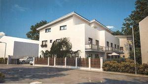 Moderne Wohnhäuser in der Bauphase - Himberg bei Wien (Musterhaus auf den Bildern) Haus 1