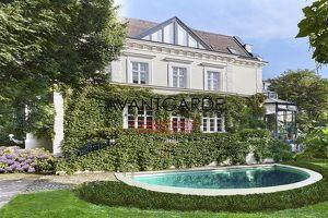 Imposante historische Villa in Bestlage Währings - Alleinbeauftragt