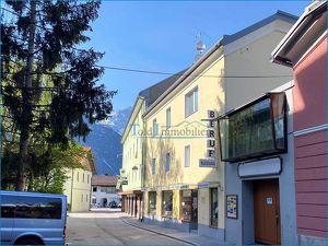 große Wohnung in der Altstadt von Lienz mit gemütlicher Terrasse