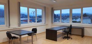 Großes Büro mit tollem Ausblick