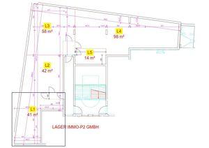 PROVISIONSFREI: Lagerflächen/räume in verschiedenen Größen (frei wählbar) zu vermieten