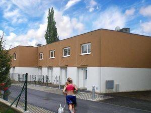 Hollabrunn. Geförderte 4 Zimmer RH-Wohnung | 119m² Garten | Miete mit Kaufrecht.