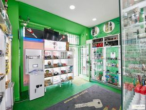 Geschäftsweitergabe für CBD-Shop und Schlüsseldienst mit Investablöse - Frequenzlage nahe Friedensbrücke!